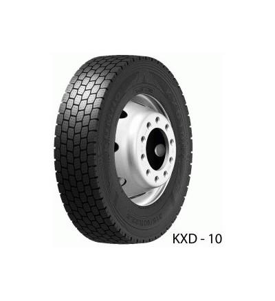 Anvelopa CAMION KUMHO Kxd10 Multimax Tractiune Autostrada+Regional Garantie 5 Ani Korea 315/80 R 22.5 156l