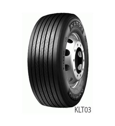 Anvelopa CAMION KUMHO Klt03 Trailer Autostrada Garantie 5 Ani Korea 435/50 R 19.5 160j