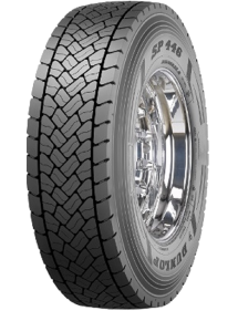 Anvelopa ALL SEASON DUNLOP SP446 315/80R22.5 156/154L