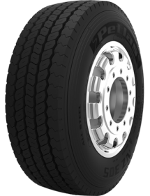 Anvelopa ALL SEASON PETLAS NZ305 235/75R17.5 143/141 J