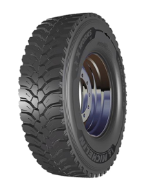 Anvelopa ALL SEASON 315/80R22.5 MICHELIN X WORKSHD D 156/150 K