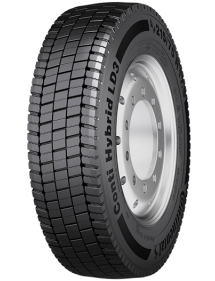 Anvelopa ALL SEASON CONTINENTAL HYBRID LD3 235/75R17.5 132/130 M